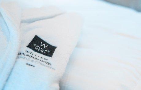 Towel - William Mountain Hotel